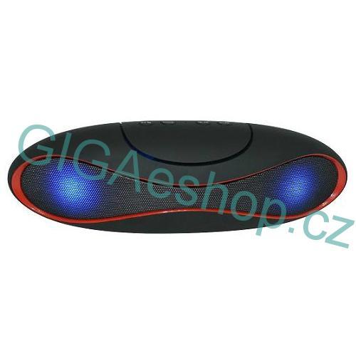 BLUETOOTH REPRODUKTOR SPICE (Bluetooth reporduktor s FM rádiem a funkcí handsfree.)